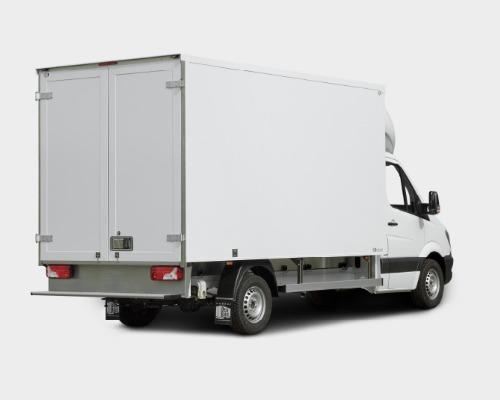 lichtgewicht laadbak tot 3500 kg karhof